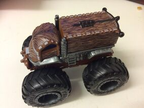 Chewbacca (monster truck)