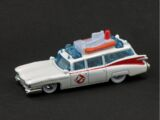 Ecto-1 Ghostbusters Cartoon Car