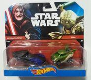 Palpatin & Yoda 2-pack (CKL32)