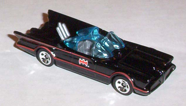1966 Tv Series Batmobile Hot Wheels Wiki Fandom Powered By Wikia