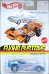 '77 Plymouth Arrow Funny Car-2013 Flying Customs
