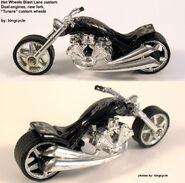 Dual-engine Blast Lane by kingcycle