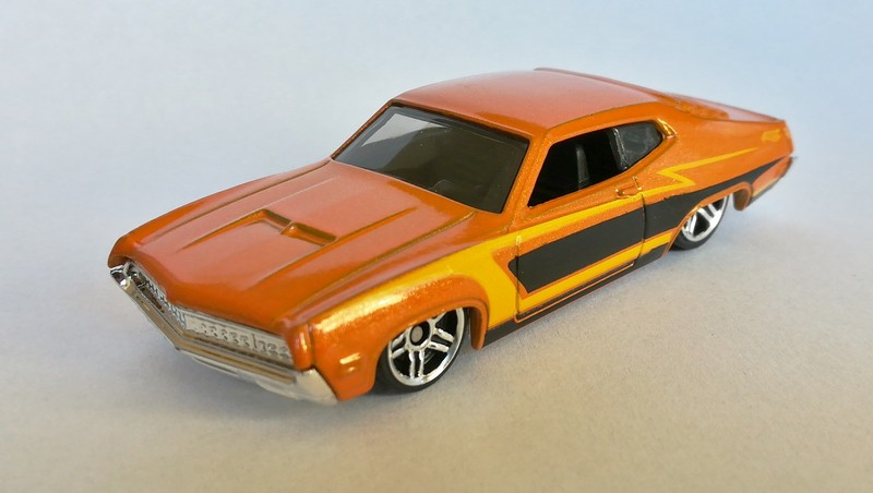 Ford Torino  Orange Jpg