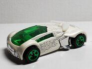 Phantom Racer Wt Ht Grn 5sp
