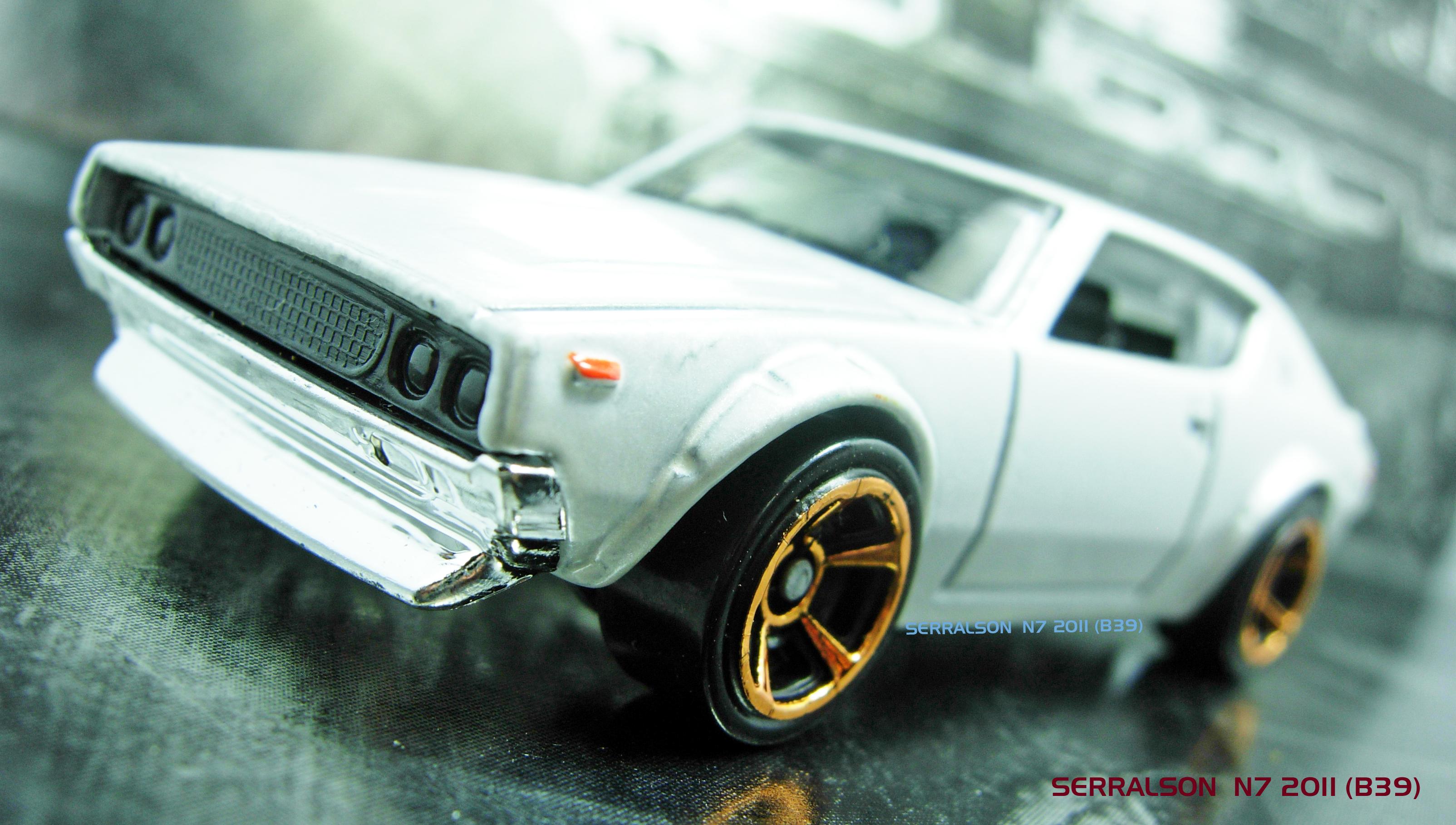 Nissan Skyline H T 2000gt R Hot Wheels Wiki Fandom Powered