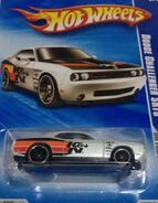 2010 HW Performance 02-10 '08 Dodge Challenger SRT8 'K&N' Silver