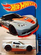 2015 012-250 HW City '09 Corvette ZR1 '09 Gulf'