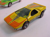 Alt color yellow carabo 1974