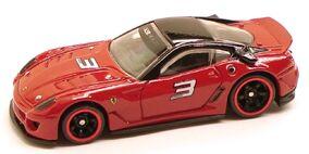 Ferrari599XX Speed 1st