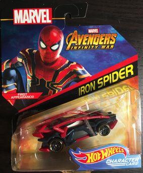 Iron Spider - Infinity War