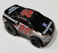 Nascar Goodwrench 29 Pull and go battery promo?