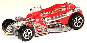 Saltflat Racer Red