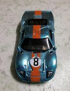 2020 Hot Wheels Ford GT-40 STH front