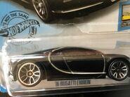 Bugatti chipped