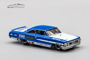 FYT15 - Car Culture Team Transport Custom 64 Galaxie 500 -5-2
