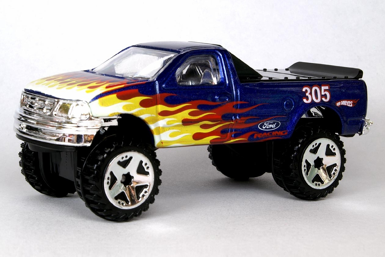 Ford F 150 Hot Wheels Wiki Fandom Powered By Wikia 1992 Wiring Diagram 4x4 Lifted Versions