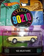 HW-2014-Retro Entertainment-'65 Mustang-Beverly Hills 90210