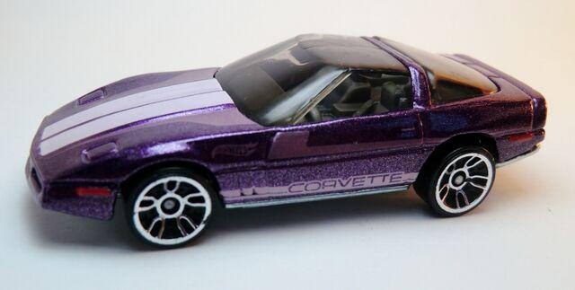 File:'80's Corvette-2013 206 Corvette 60th Anniversary.jpg