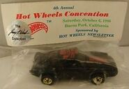 Hot Wheels 4th Collectors Convention P-911