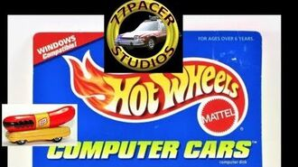 Hot Wheels Computer Cars- Presenting Wienermobile