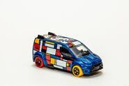Hot Wheels Ford Transit Connect FJW76 (1)