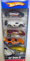 08 Top Speed GT 5-Pack