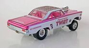 32nd Hot Wheels Collectors Convention '65 Mercury Comet Cyclone back