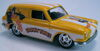 Custom '69 Volswagen Squareback loony tunes daffy duck 2013