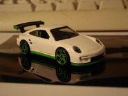 Porsche GT2 White Front