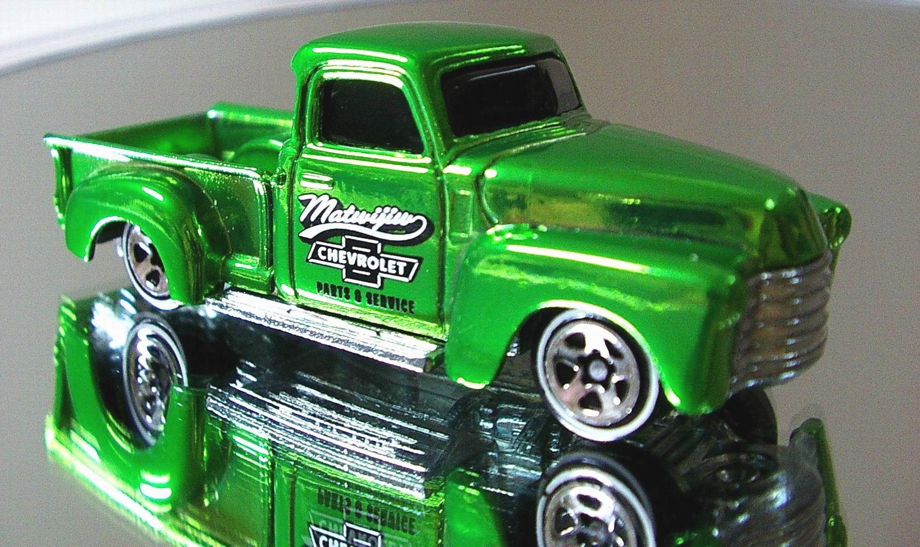 Chevy Black Widow Truck