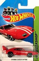 2 - '69 Dodge Charger Daytona 2014 - Red