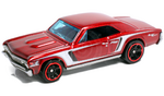 67 chevelle ss 396 2012 dk-red