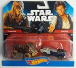 Chewbacca & Han Solo 2-Pack (DRY99)