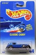 Classic Caddy - 2529 Card