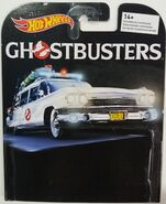 Ecto-1 (DJF42) Full Card