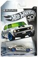 2018 HOT WHEELS 50th Anniversary ZAMAC 8 8 68 COPO CAMARO FRN31