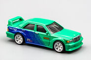 FYT08 Team Transport Falken Mercedes 190E-2
