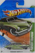 Tucker Torpedo - T9721 Card