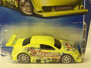 076 HW Racing Amazoom (Yellow)
