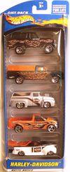 2001 5Pack HarleyDavidson