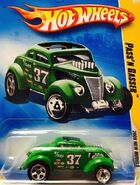 2008 025 New Models 25-40 Pass'n Gasser '37' -Mooneyes- Green