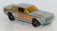 67' Ford Mustang GT (4176) HW L1180008