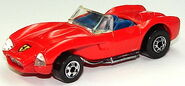 Ferrari 250 RedBlu