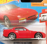 2020 Hot Wheels '89 Porsche 944 Turbo