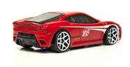 F430 Challenge Rear 2010 Red