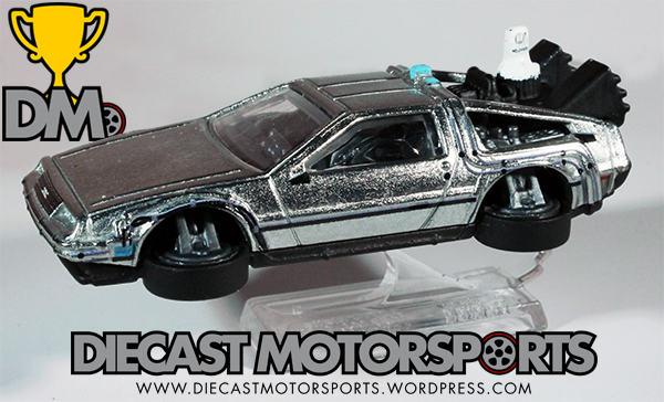 Back to the Future Time Machine - Hover Mode | Hot Wheels Wiki