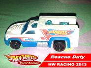 Rescue Duty 2013 white