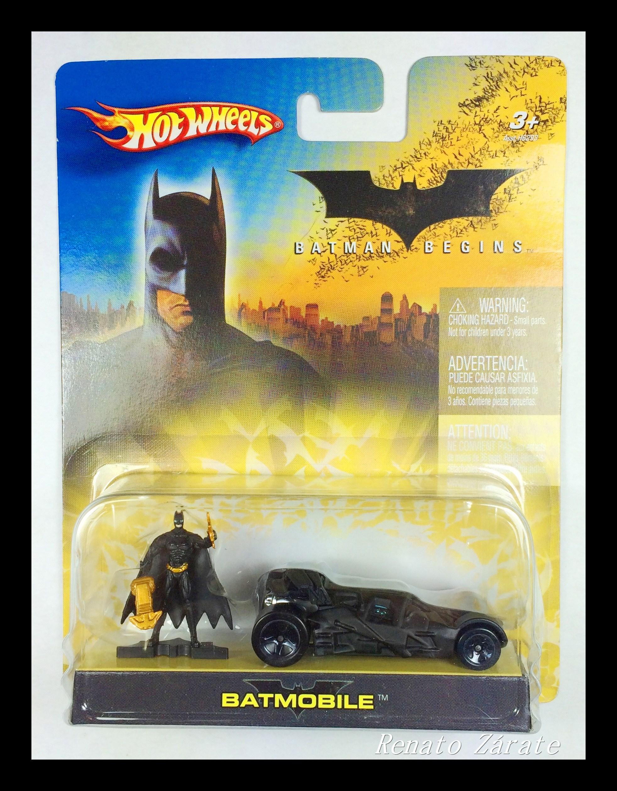 Hot Wheels 1:64 LOOSE Walmart Exclusive Classic Batman TV Series 1966 BATMOBILE