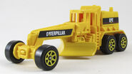 G20 Hot Wheels Street Cleaver 1998 Caterpillar Charity Donation (1)