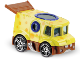 SpongeBob SquarePants Character Cars